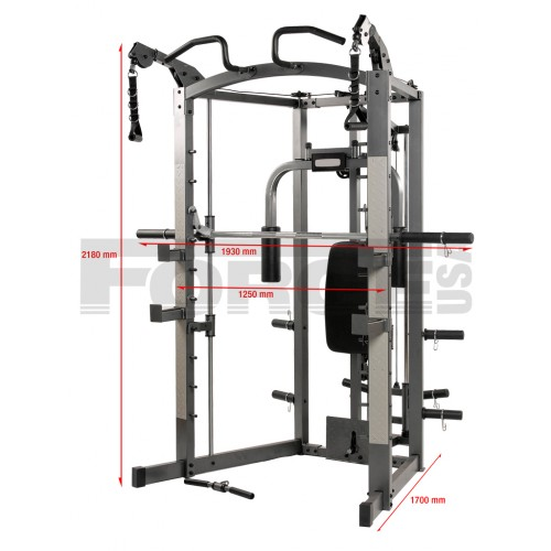 ultimate smith machine